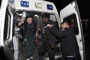 Sập mỏ than ở Trung Quốc, 16 người chết