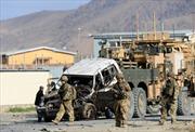 Mỹ, Anh kết thúc sứ mệnh tại Afghanistan