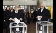 Hình ảnh mới nhất bầu cử Quốc hội Ukraine