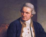 James Cook với những hành trình khám phá vùng đất mới