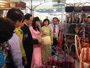 Khai mạc hội chợ Hàng thủ công mỹ nghệ Hà Nội 2014