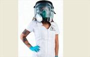 Trang phục Halloween đồ bảo hộ y tế Ebola gây tranh cãi
