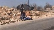 Hai phóng viên AP trúng đạn cao su của Israel