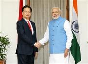 Dấu mốc mới trong quan hệ hợp tác Việt Nam-Ấn Độ