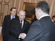 TT Putin: Nga-Ukraine nên gìn giữ tình hữu nghị anh em