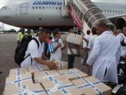 Nghĩa cử cao đẹp của Cuba