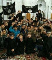 Lò đào tạo 'thánh chiến nhí' của IS