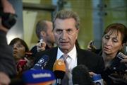 EU hỗ trợ thỏa thuận khí đốt Nga-Ukraine