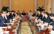 Chủ tịch nước tiếp Đoàn đại biểu Phòng Thương mại và Công nghiệp Nhật Bản