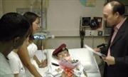 Đám cưới gây xúc động của chú rể ung thư giai đoạn cuối