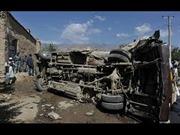 11 lính và cảnh sát Afghanistan thiệt mạng vì bom liều chết