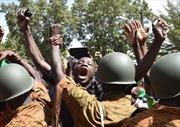 Cận vệ Tổng thống Burkina Faso điều hành đất nước