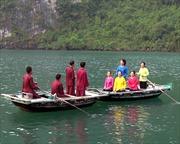 Bảo tồn làn điệu giao duyên trên vịnh Hạ Long