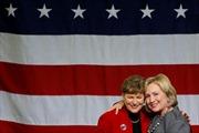 Những hình ảnh trước thềm bầu cử Quốc hội Mỹ