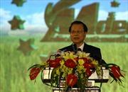 Khai mạc Diễn đàn hợp tác phát triển kinh tế ĐBSCL-Sóc Trăng 2014