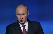 Tổng thống Putin quyền lực nhất thế giới năm 2014