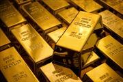 Giá vàng tụt gần mốc thấp nhất bốn năm rưỡi