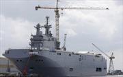Phá Nga, Mỹ thúc NATO mua lại tàu Mistral