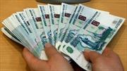Đồng ruble rớt giá có khiến dân Nga hoảng loạn?