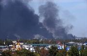Đấu pháo ác liệt tại Donetsk