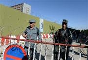Văn phòng cảnh sát trưởng Kabul bị đánh bom