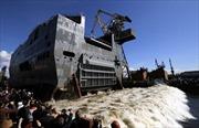 Tàu Mistral: Mối căng thẳng Nga-Pháp