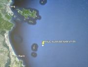 Vụ tàu Phúc Xuân 68 chìm: 8 thuyền viên vẫn mất tích