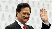 Thủ tướng Nguyễn Tấn Dũng tham dự Hội nghị Cấp cao ASEAN