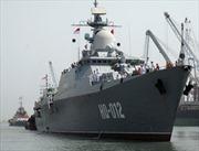 Đoàn tàu Hải quân Việt Nam thăm Indonesia