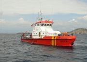 Vụ chìm tàu Phúc Xuân 68: Chuyển vùng tìm kiếm 8 thuyền viên