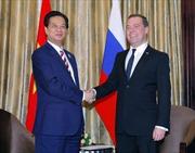 Thủ tướng tiếp Thủ tướng Liên bang Nga và Thủ tướng Australia