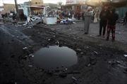Đánh bom liên hoàn ở Baghdad