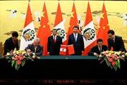 Trung Quốc tham gia dự án đường sắt Đại Tây Dương-Thái Bình Dương