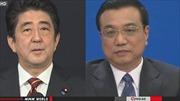 Nhật-Trung nhất trí quan hệ đôi bên cùng có lợi