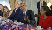 Mỹ rà soát chiến lược chống IS ở Syria