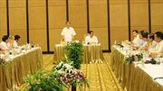 Tiếp tục hoàn thiện văn kiện Đại hội Đảng