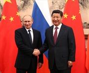 Quan hệ Nga – Trung trong cục diện mới