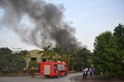 Cháy xưởng Khu công nghiệp An Ninh, Bộ Công an
