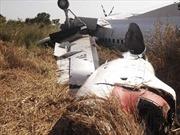 Máy bay của FAO rơi tại Nam Sudan