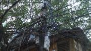 Hà Nội: Nổ bốt điện, rung chuyển nhà dân