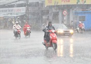 Trung Bộ mưa rất to và dông, Bắc Biển Đông biển động mạnh