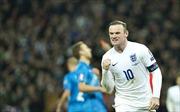 Rooney mở màn chiến thắng cho Anh