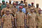 Burkina Faso bổ nhiệm tổng thống lâm thời