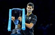 Djokovic san bằng kỷ lục của huyền thoại Ivan Lendl