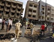 Đánh bom đẫm máu tại Baghdad