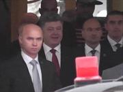 Tổng thống Ukraine bị la ó tại Slovakia
