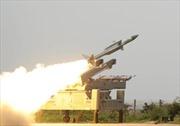 Ấn Độ thử nghiệm thành công tên lửa Akash phiên bản mới