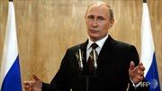 Ông Putin không thay đổi lập trường về Ukraine