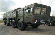 Nga triển khai tên lửa Iskander-M đầu tiên tới Quân khu Trung tâm