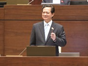 Báo cáo giải trình trước Quốc hội của Thủ tướng